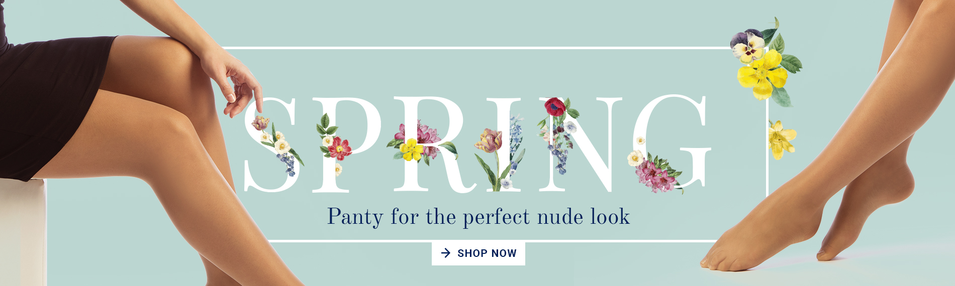 SPRING - Panty for the perfect nude look