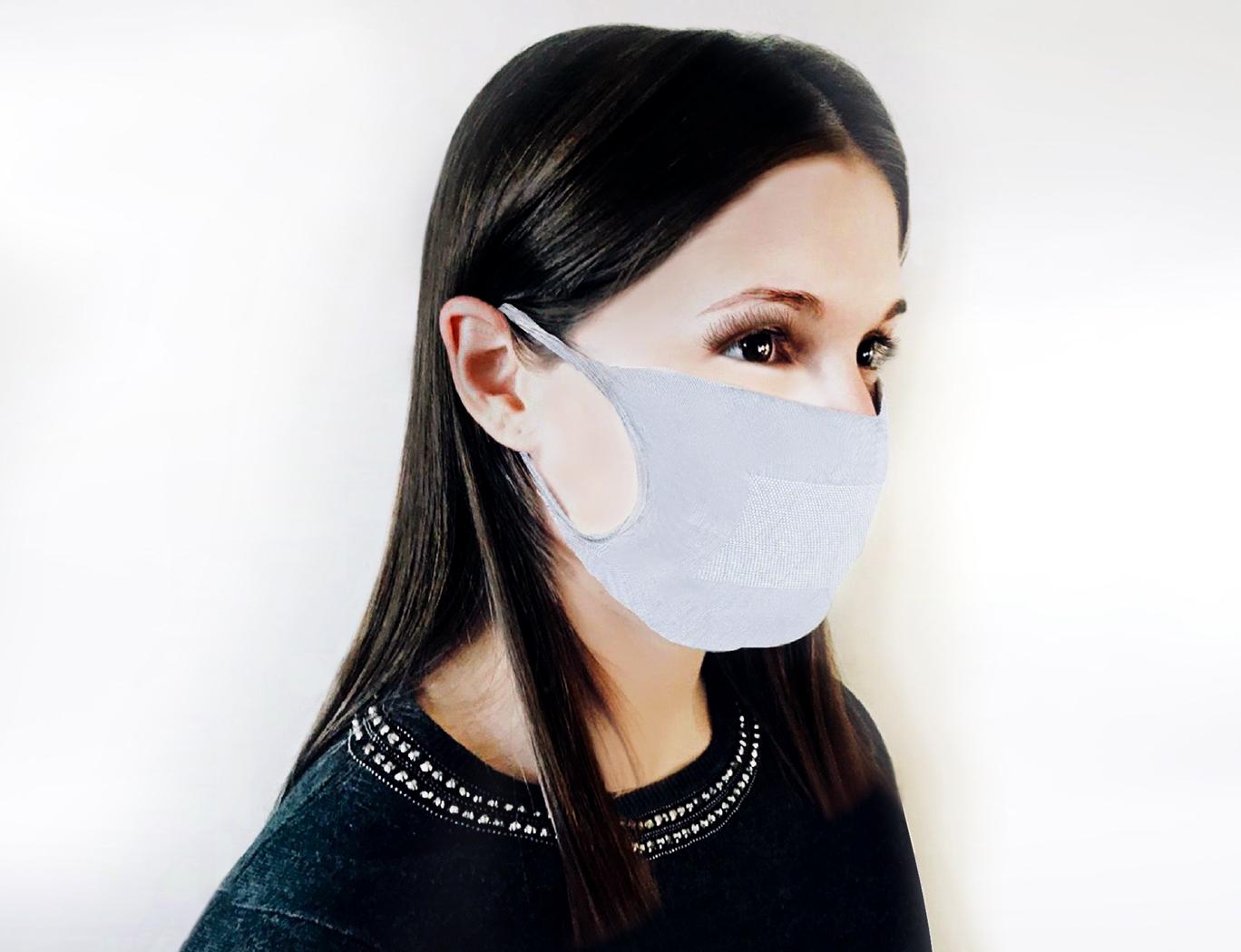 Drymask - bianco